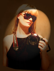 2112 (Elsa Prinsessa) Tags: camera light portrait selfportrait girl sunglasses iceland flash reykjavik explore elsa 10faves elsaprinsessa elsabjrgmagnsdttir