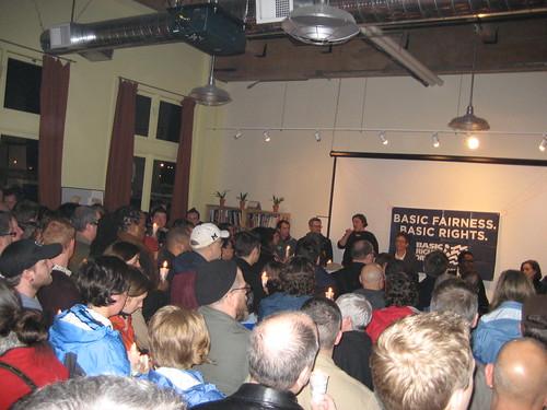 Candlelight Vigil Portland