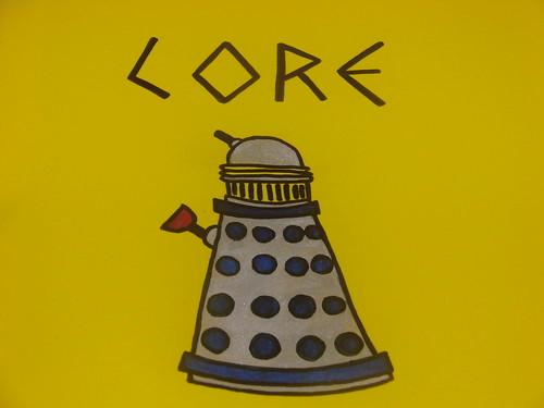 Dalek Doodle