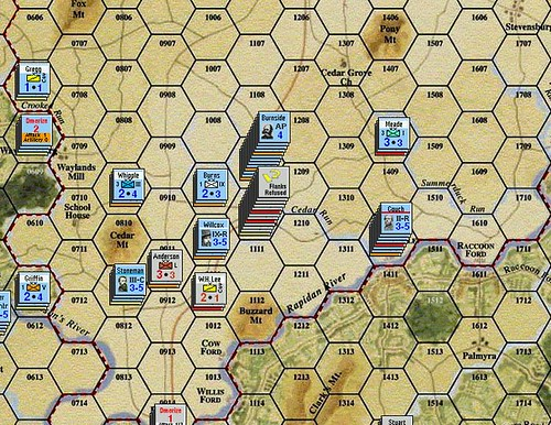 Burnside Takes Command - Battle of Mitchell's Station 5/7
