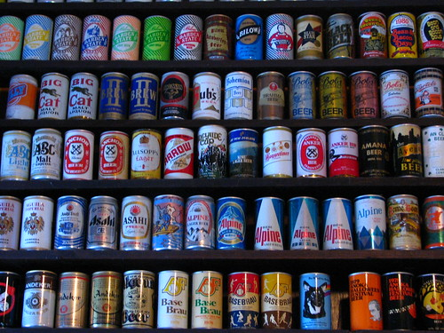 The Beer Can Museum