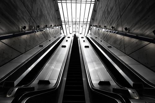 Bermondsey Station, London