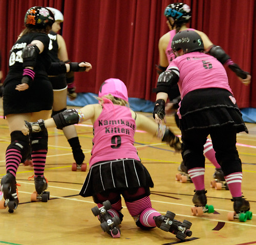 New Year's Retribution, London Roller Girls