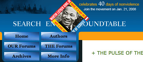Martin Luther King Jr. Day - Search Engine Roundtable
