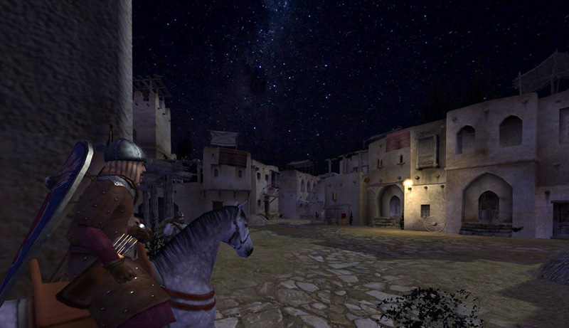 Mount and Blade - The best single player game that is screaming to