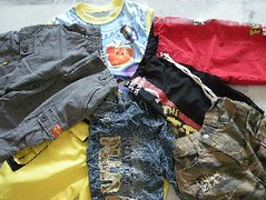 Pratunam clothes for kids