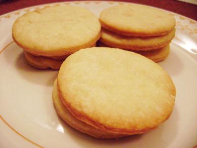 lemon meringue pie (sablees)