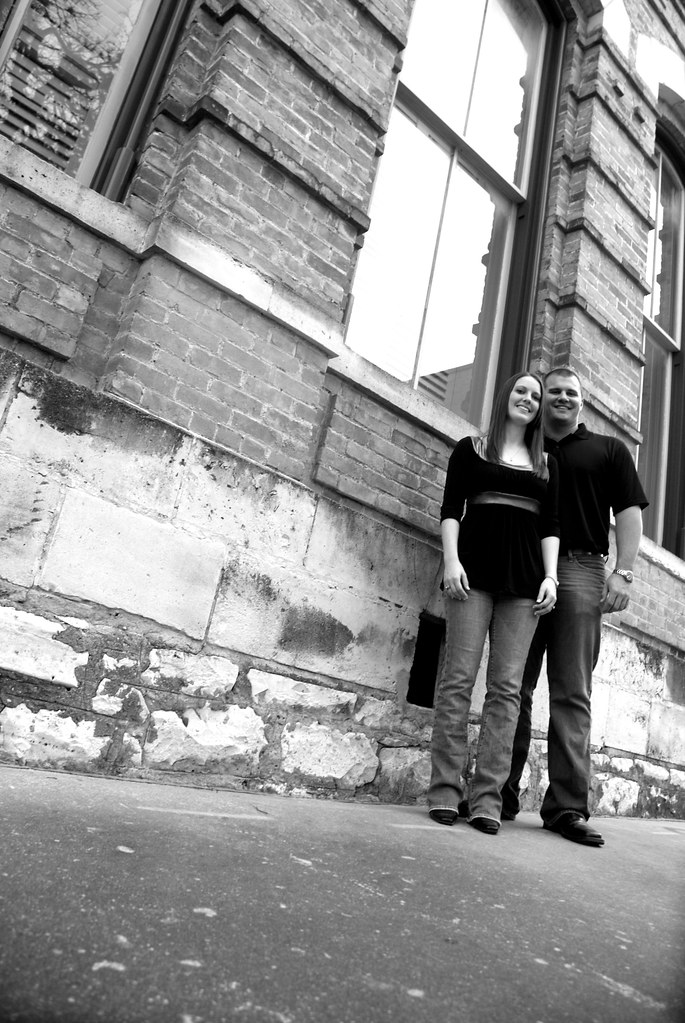 Brittany & Clinton Engagement Session