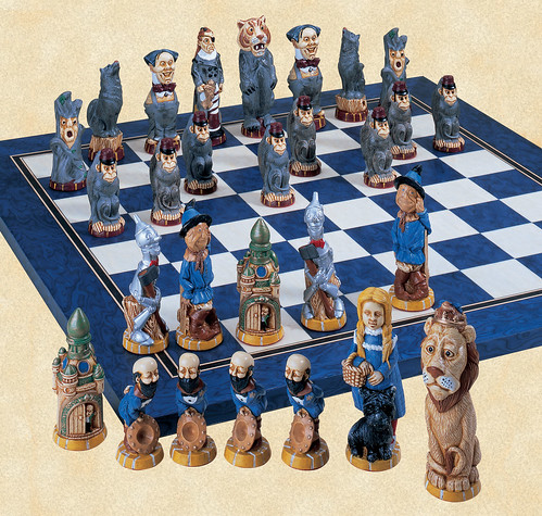 chess wizard oz