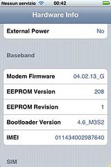 ispazio hwinfo hardware info iphone ipod touch