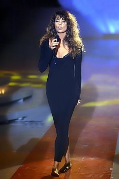 sandra in concert