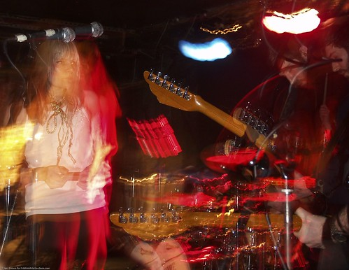 02.13 the Duke Spirit @ Mercury Lounge 14