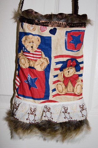 Teddy Bag