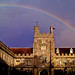 University College Cork Quad Rainbow