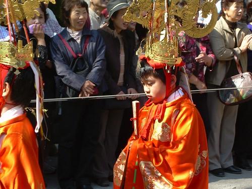 Matsuri en Nikko