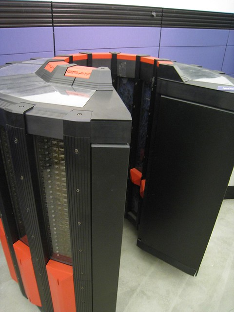 cray XT5 defeated by chinese supercomputer