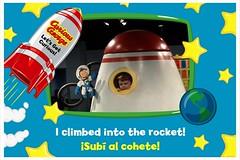 George's rocket