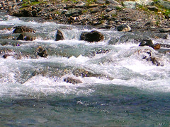 ... (toffee78) Tags: mountain water river rocks poetry fiume poesia rocce acqua montagna torrente