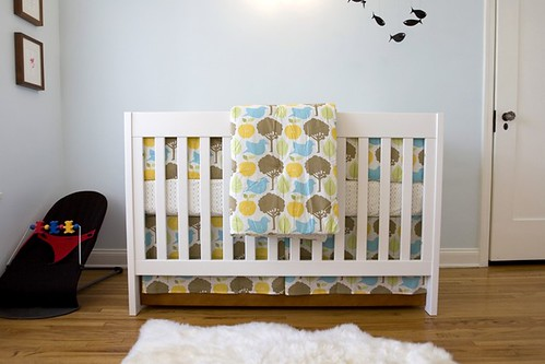 Modern Baby Room Ideas