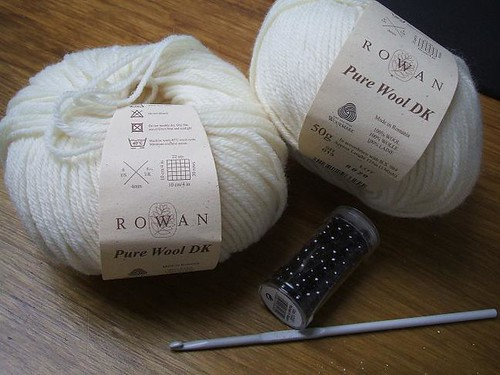 Rowan Pure Wool DK and notions