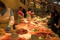sbado en la Boqueria (oslo council) Tags: barcelona mercado marisco boqueria