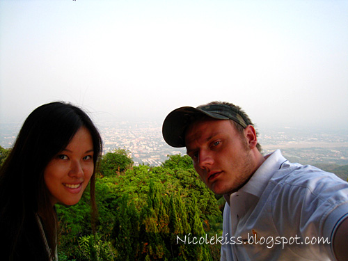 doi suthep hill in chiang mai