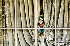 Disney - Surprise! (Express Monorail) Tags: usa reflection art goofy reflections orlando florida crossprocess character magic gimp disney disneyworld april wdw waltdisneyworld walt hdr highdynamicrange 2007 cartooncharacter waltdisney lucisart lucis coronadosprings disneycharacter coronadospringsresort disneyresorts sonydsch2 dynamicphotohdr paintshopprophotox2 mybox300 disneyphotochallenge goofyplush mousekeeping