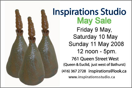 Inspirations Studio May Sale