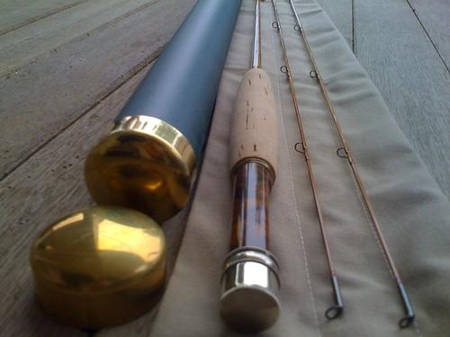 Dean Turner Bamboo Rod