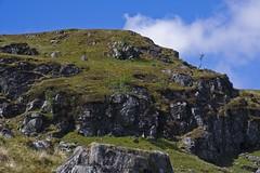 Killin (50 of 144) (Stephen_G) Tags: sky cloud mountain tree against grass rock stone forest walking landscape scotland path hill tay will loch their trossachs killin picsel sronachlachain sron chlachain a