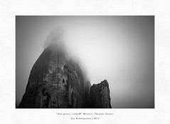 mist giants - study #4 (Teo Kefalopoulos - Art Photography) Tags: meteora