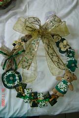 Guirlanda Natal (Retalhos de Amor) Tags: guirlandas natalpatchworkfloresalmofadas