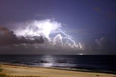 Indirect Route (brad.kennedy) Tags: ocean longexposure sky cloud storm beach stars skies florida bolt electricity thunderstorm lightning thunder perdido explored intervelometer alemdagqualityonlyclub floridathunderstorms