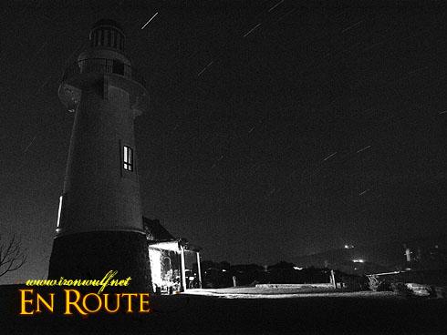 Batanes Mono: Basco Lighthouse Night Glow