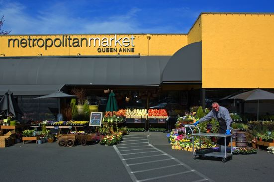 The Metropolitan Market