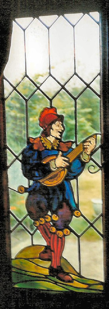 French Door Jester 1