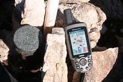 Benchmark and GPS