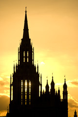Faa-se a luz! (Stringendo) Tags: light sunset london tower westminster central parliament lobby palaceofwestminster gradeilistedbuilding