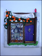 Gemialidades Weasley (deborahlugo) Tags: potter harrypotter biscuit weasley porcelanafria coldporcelain
