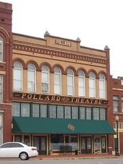 Pollard Theatre Guthrie, Ok