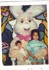 easter circa 1989 (see the sea) Tags: bunny easter easterbunny