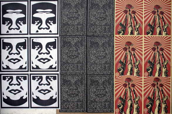 OBEY: Shoreditch