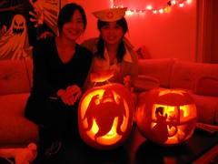 our pumpkins!
