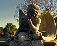 """Decisions and revisions..."" (musicmuse_ca) Tags: 15fav friedhof cemeteries cemetery statue angel 510fav dayofthedead oakland interestingness poem cementerio cemitrio crocker cimetire cementerios mountainviewcemetery crockerangel emetery cemitrios tselliot cimiteri thelovesongofjalfredprufrock cimetires friedhoefe interestingness379 i500 cimiteris frhwofavs"