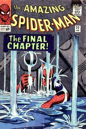 Amazing Spider-Man no. 33