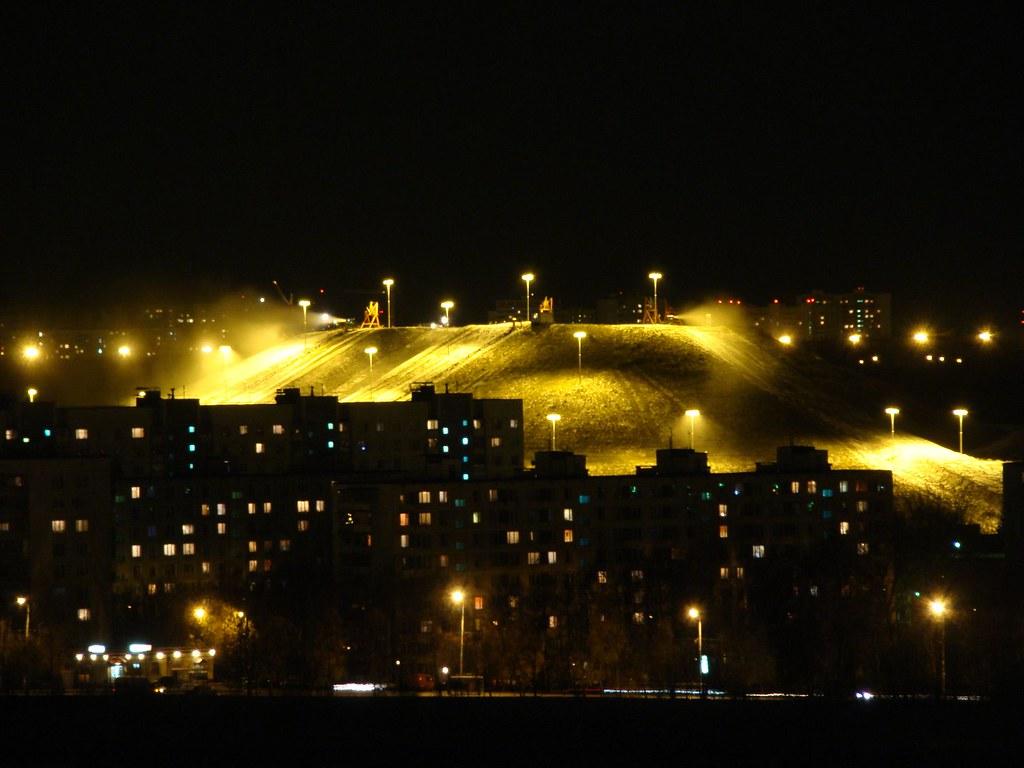 фото: Night city