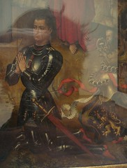 ca. 1450-1460 - 'Sforza triptych' (workshop of Rogier van der Weyden), Koninklijke Musea voor Schone Kunsten, Brussel, Belgium (roelipilami (Roel Renmans)) Tags: brussels triptych arms belgium belgique belgie fine arts royal bruxelles pasture rogier workshop sword knight shield bruselas van roger museums chevalier der brussel armour triptyque helm caballero alessandro royals atelier ritter koninklijke armadura beaux armure rüstung brynja schwert schone kunsten werkstatt ridder sforza rustning trittico corazza triptychon zwaard musea triptyk triptiek epée weyden musées tryptyk pancel zbroja cavalliera