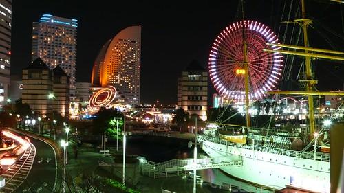 Yokohama night shot