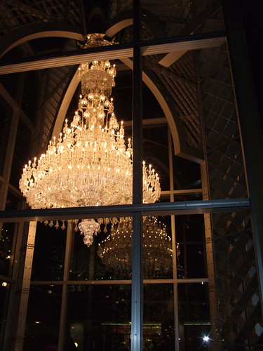 the baccarat chandelier
