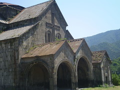 Akhtala Orthodox Monastery , Armenia (Alexanyan) Tags: church cross kirche christian chiesa lori monastery armenia hay orthodox region eglise armenian armenio armenien caucas armenie armeno caucasia 5phot